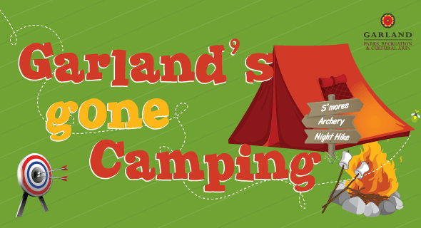Garland's Gone Camping