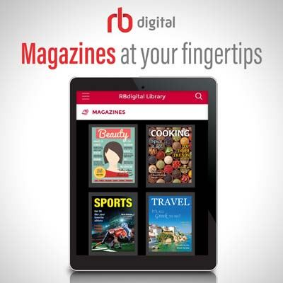 RBdigital Magazines banner 400x400 Opens in new window